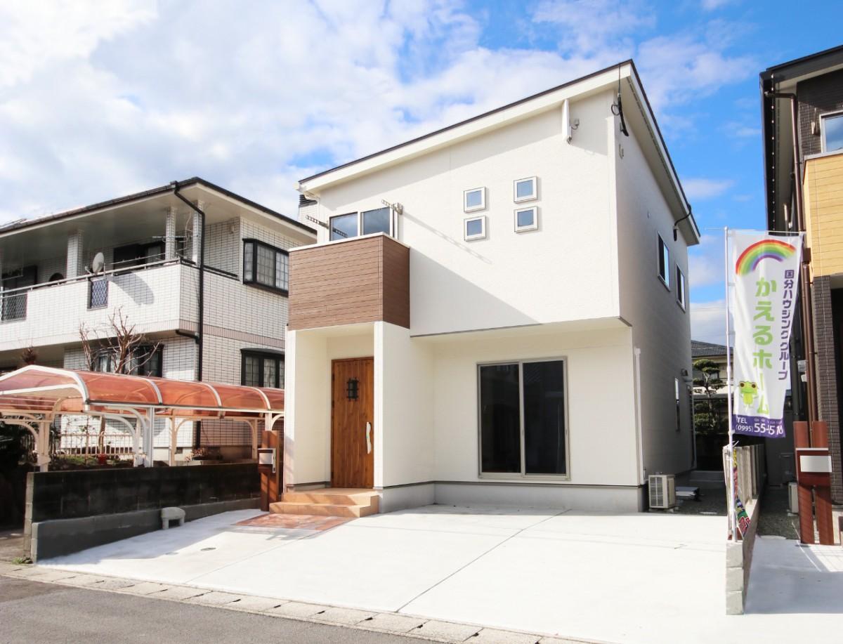 No.19 姶良市 5LDK 2階建て 新築一戸建て 建売住宅 鹿児島