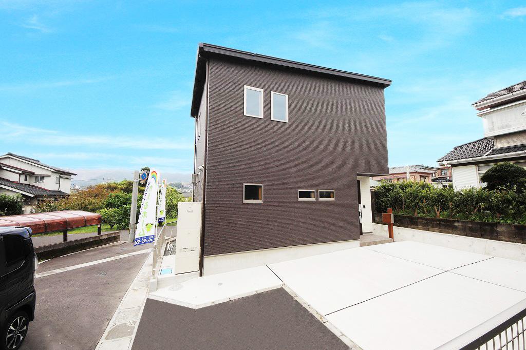 No.44 鹿児島市 3LDK+畳コーナー 2階建て 新築一戸建て 建売住宅 鹿児島