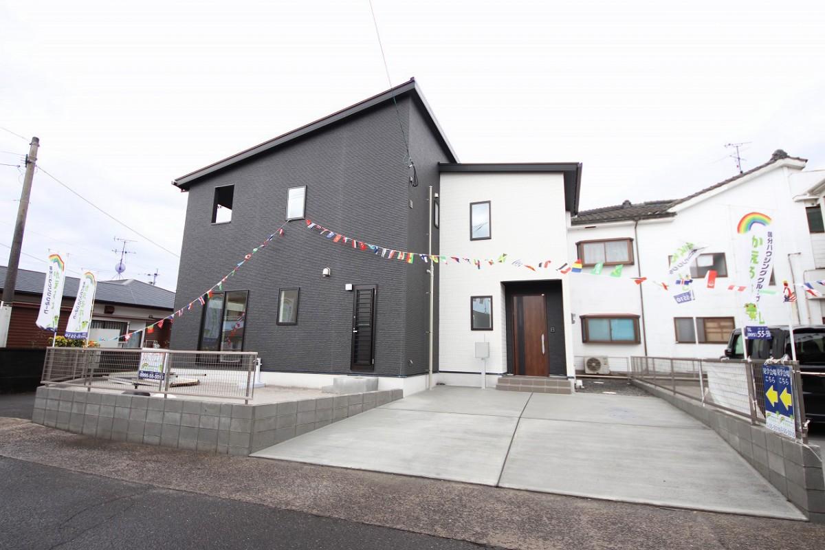 No.50 鹿屋市 5LDK 2階建て 新築一戸建て 建売住宅 鹿児島